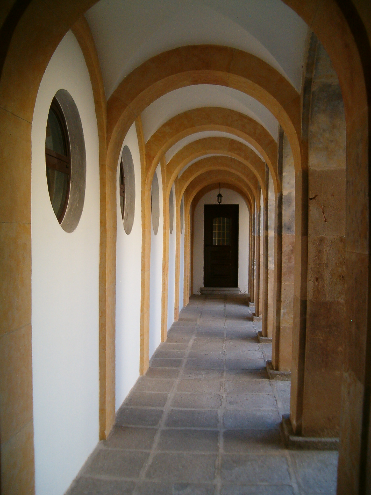 claustro Salamanca