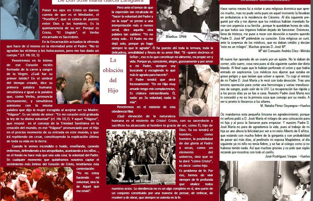 Hoja Informativa J. M. García Lahiguera Nº 14