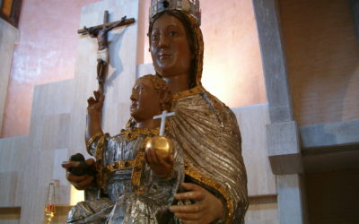 Oblatas de Cristo Sacerdote y Seminario Mayor de Toledo, un solo corazón