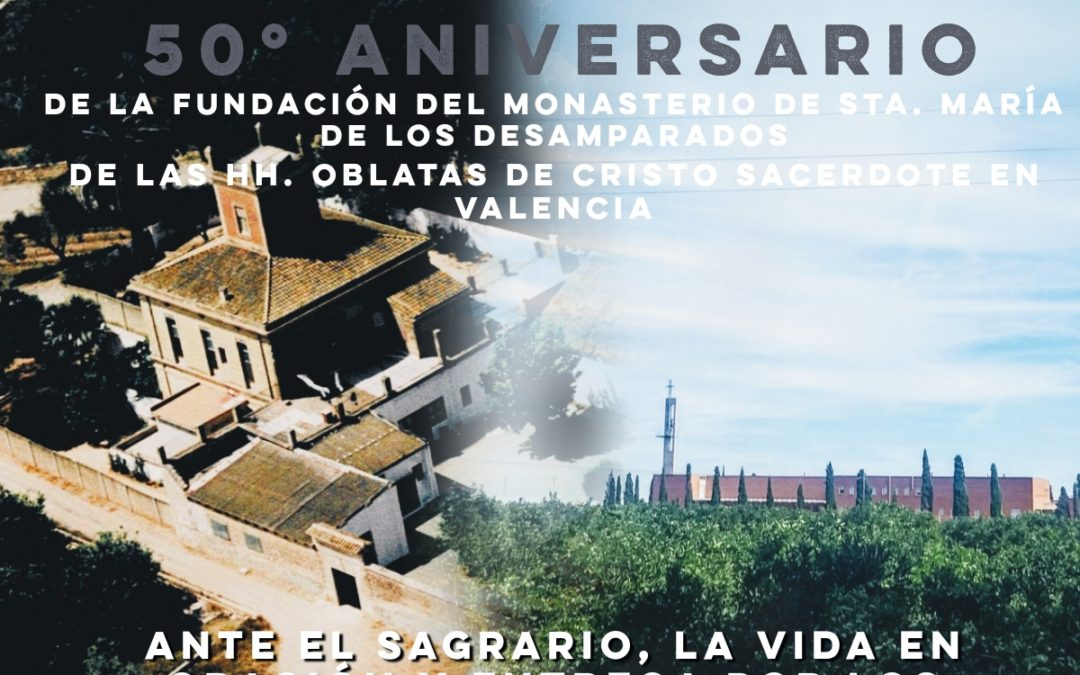 2 Febrero – 50 Años en Moncada (Valencia)